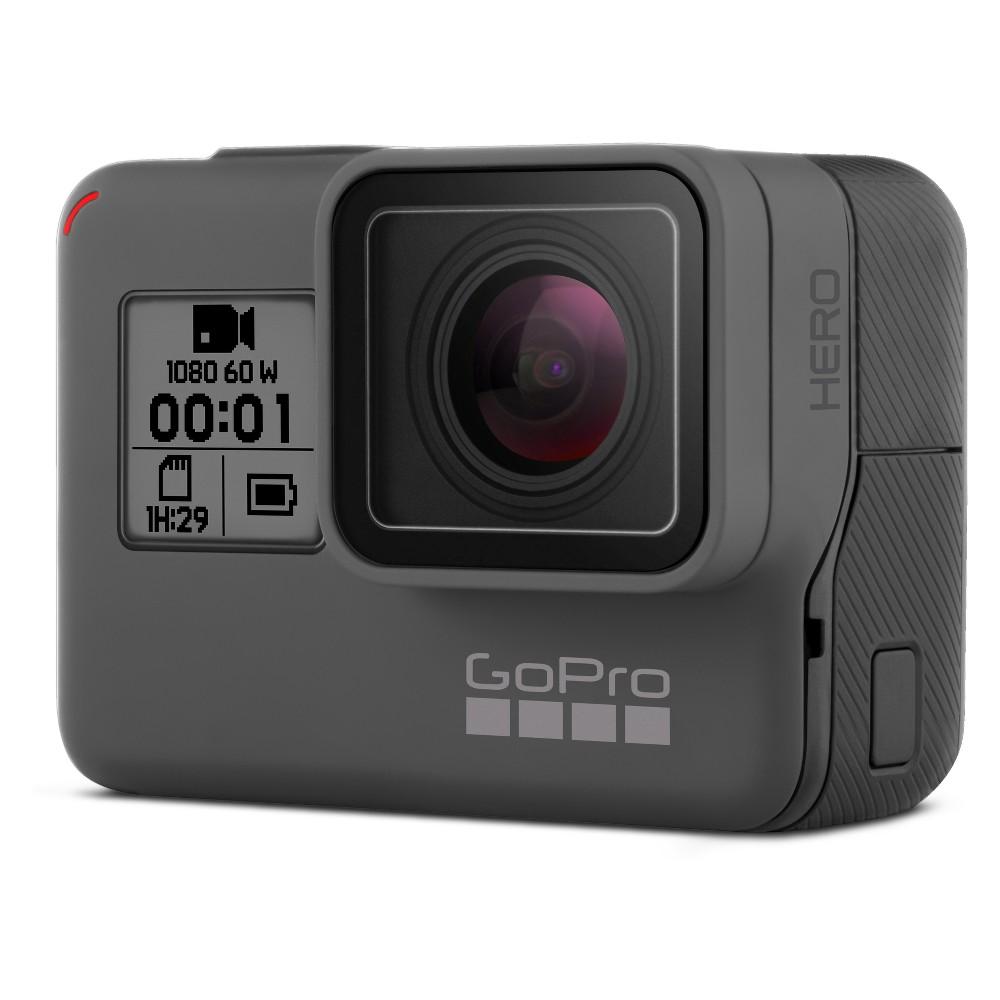 GoPro Hero (2018), Gray, Action Cameras