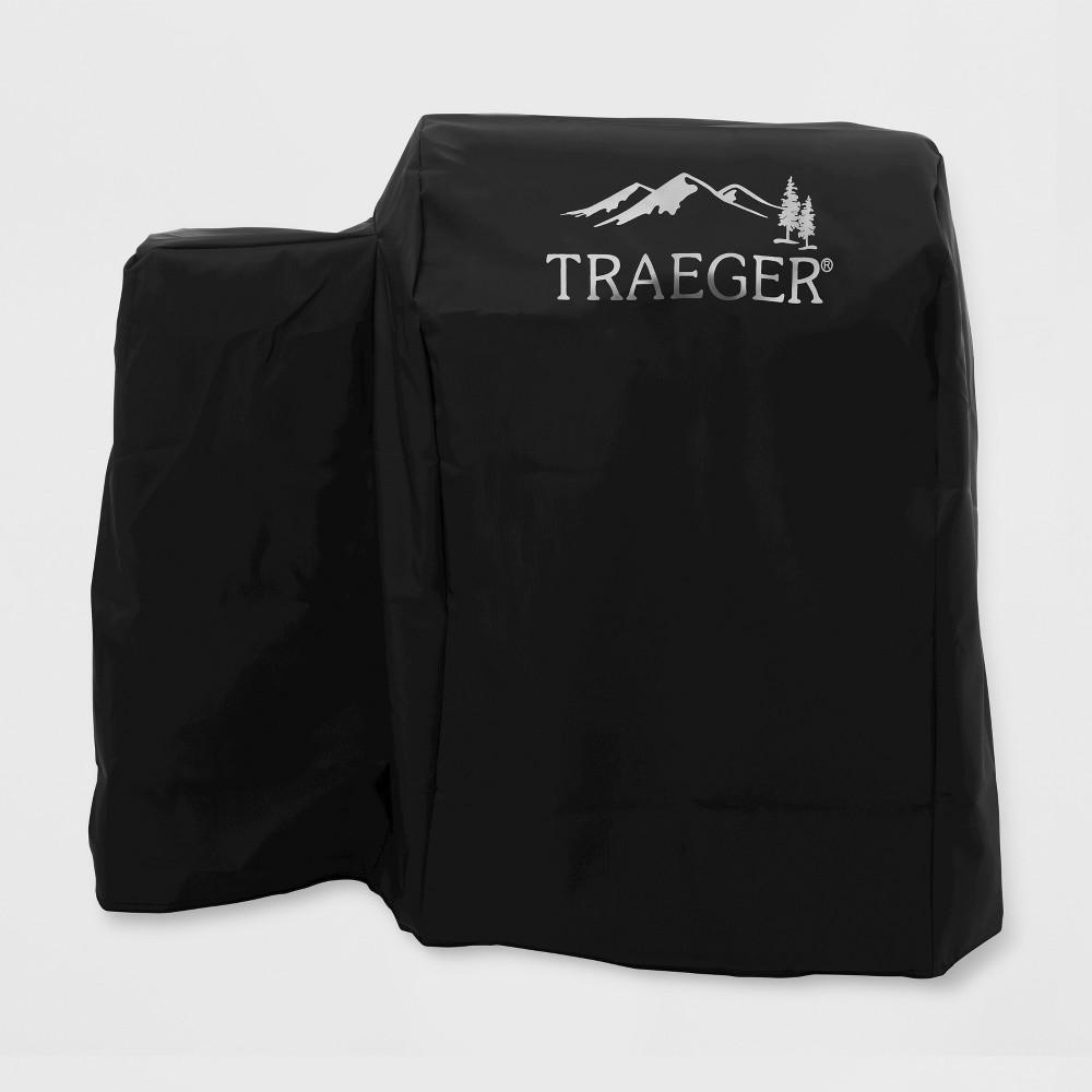 Traeger Junior Elite Bbq Cover, Black 16993610