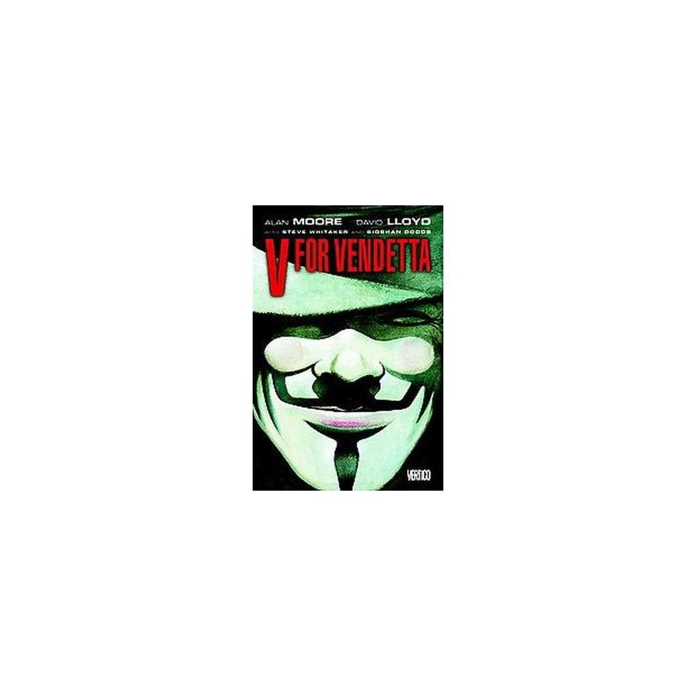 V for Vendetta (New) (Paperback) (Alan Moore)