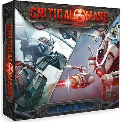 Critical Mass - Raijin vs. Archon Board Game