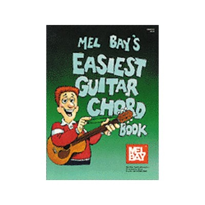 Mel Bay Easiest Guitar Chord Book