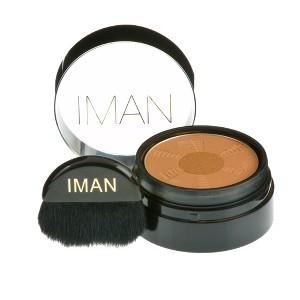 IMAN Second to None Semi Loose Powder - Medium Dark, Clay Medium/Dark