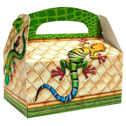 8 ct Jungle Party Favor Boxes - image 1 of 1