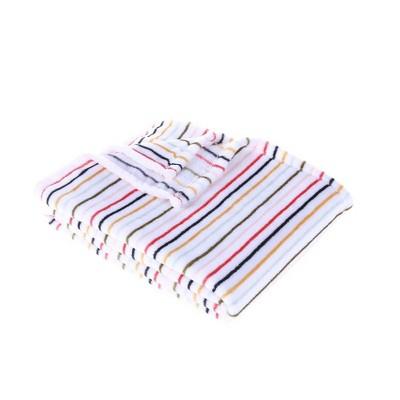 Plush Striped Throw Blanket - Room Essentials™
