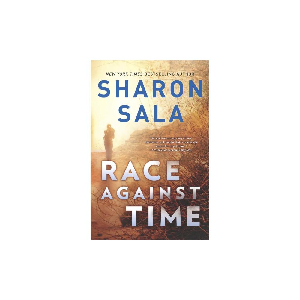 Race Against Time (Hardcover) (Sharon Sala)