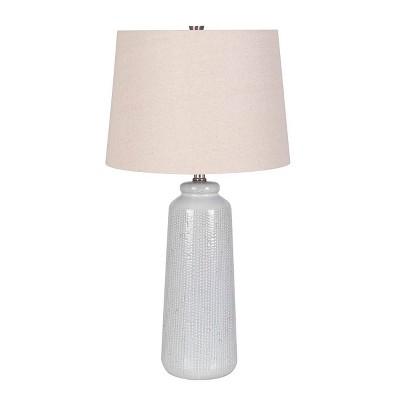Large Ceramic Table Lamp Light Blue - Threshold™