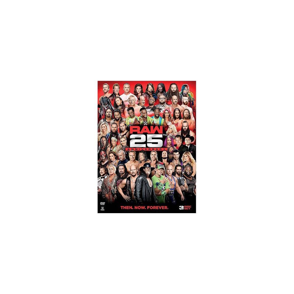 Wwe:Raw 25th Anniversary (Dvd)