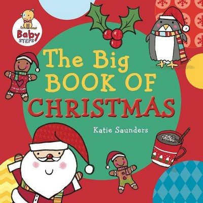 The Big Book of Christmas - (Baby Steps)(Board Book)