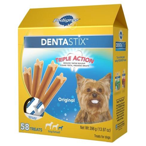 Pedigree Dentastix Original Toysmall Treats For Target