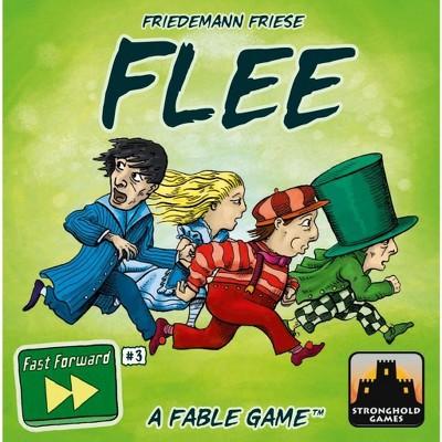 Fast Forward - Flee Board Game