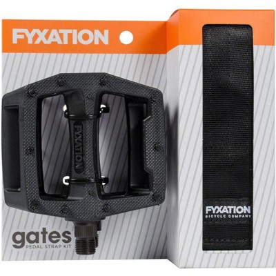 Fyxation Pedal & Strap Kit Pedals