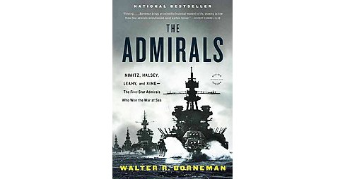 The Admirals (Paperback) - image 1 of 1