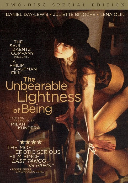 Unbearable lightness of being:Se (DVD) - image 1 of 1