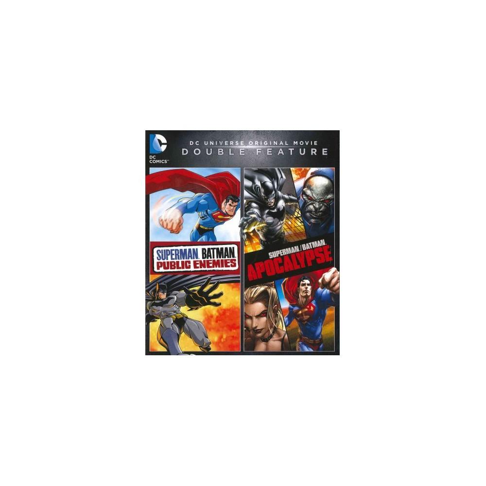 Superman/Batman:Public Enemies/Superm (Blu-ray)