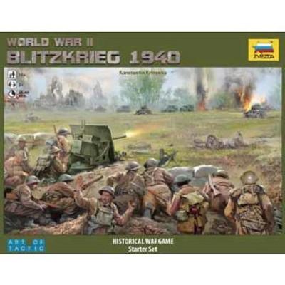 World War II - Blitzkrieg 1940 Board Game
