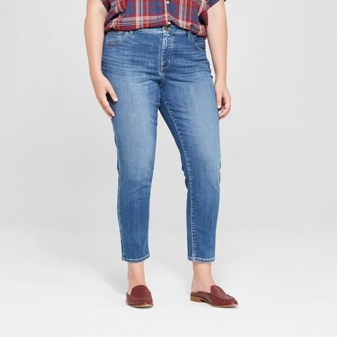 f4a9d597709 Women s Plus Size Skinny Jeans - Universal Thread...   Target