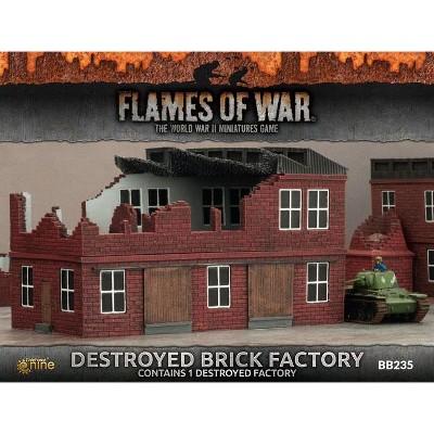 Destroyed Brick Factory Miniatures Box Set
