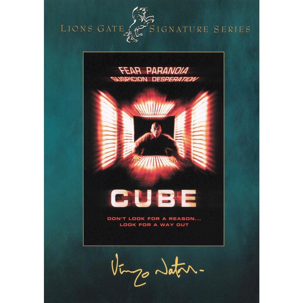 Cube - Signature Series (Dvd)