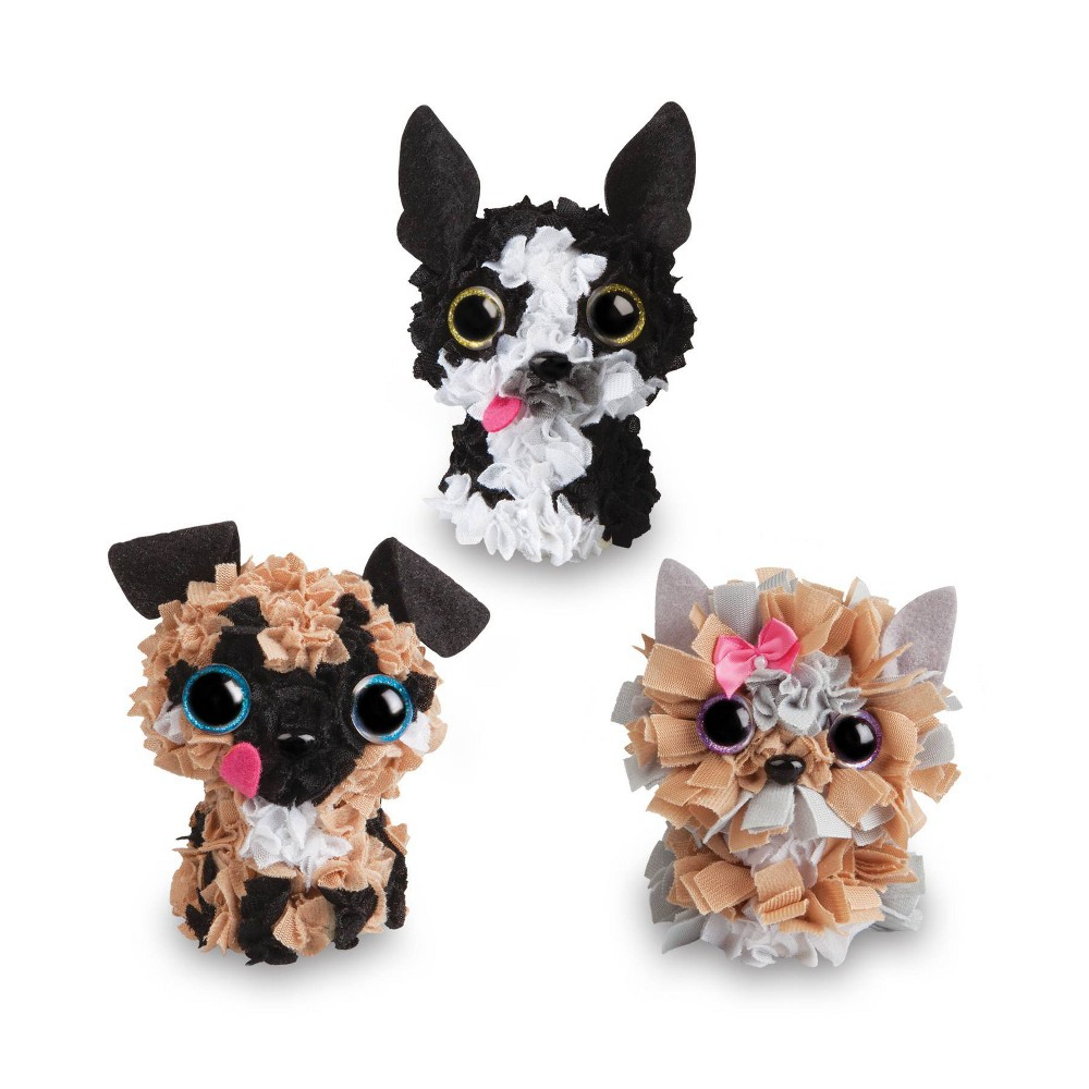 Image of PlushCraft 3D Mini Puppy Pack