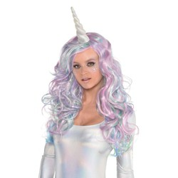 Mythical Pastel Halloween Costume Wig