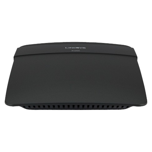 Linksys N300 Fast Ethernet Dual-Band Wireless Router (E1200-N4) - image 1 of 5