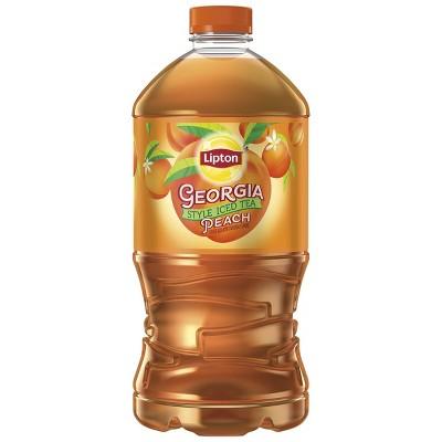 Lipton Peach Tea - 64 fl oz Bottle
