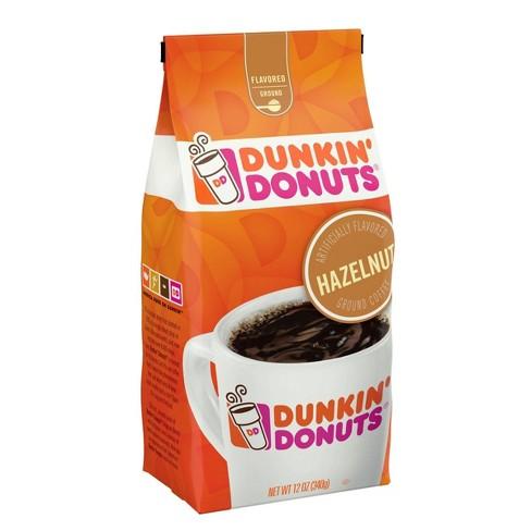 Hazelnut Light Roast Ground Coffee