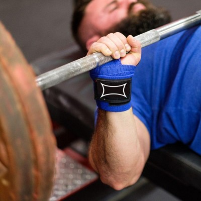 Sling Shot Wrist Wraps by Mark Bell