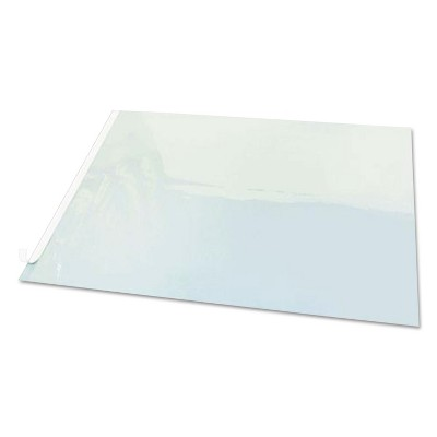 Artistic Second Sight Clear Plastic Hinged Desk Protector 25 1/2 x 21 SS2125