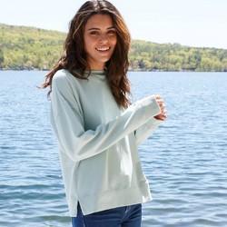 Women's Beach Fleece Hooded Sweatshirt - Universal Thread™
