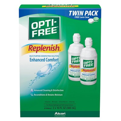 Opti-Free Replenish Multi-Purpose Disinfecting Solution for Contact Lens