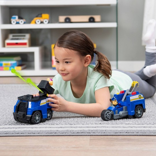 PAW Patrol Chase Transforming Police Cruiser image number null