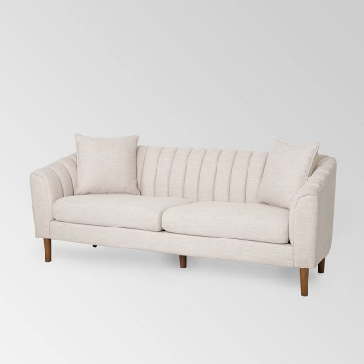 Ansonia Contemporary Sofa - Christopher Knight Home