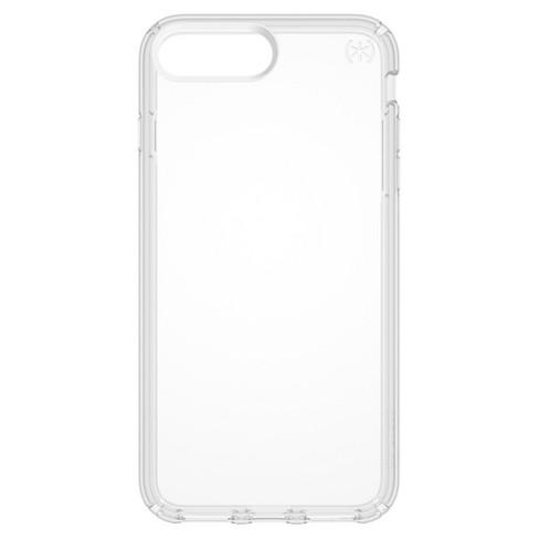 hot sale online a88a8 09d27 Speck Apple iPhone 8 Plus/7 Plus/6s Plus/6 Plus Presidio Case - Clear