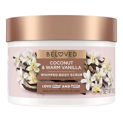 Beloved Coconut & Warm Vanilla Body Scrub - 10oz