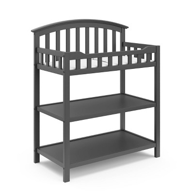 Graco Changing Table - Gray