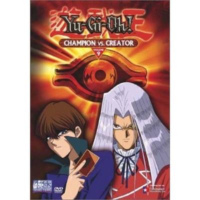 Yu Gi Oh: Champion Vs. Creator (DVD)(2003)
