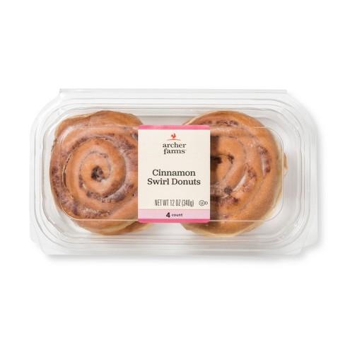Cinnamon Swirl Donuts - 12oz - Archer Farms™ - image 1 of 1