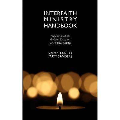 Interfaith Ministry Handbook - (Paperback)