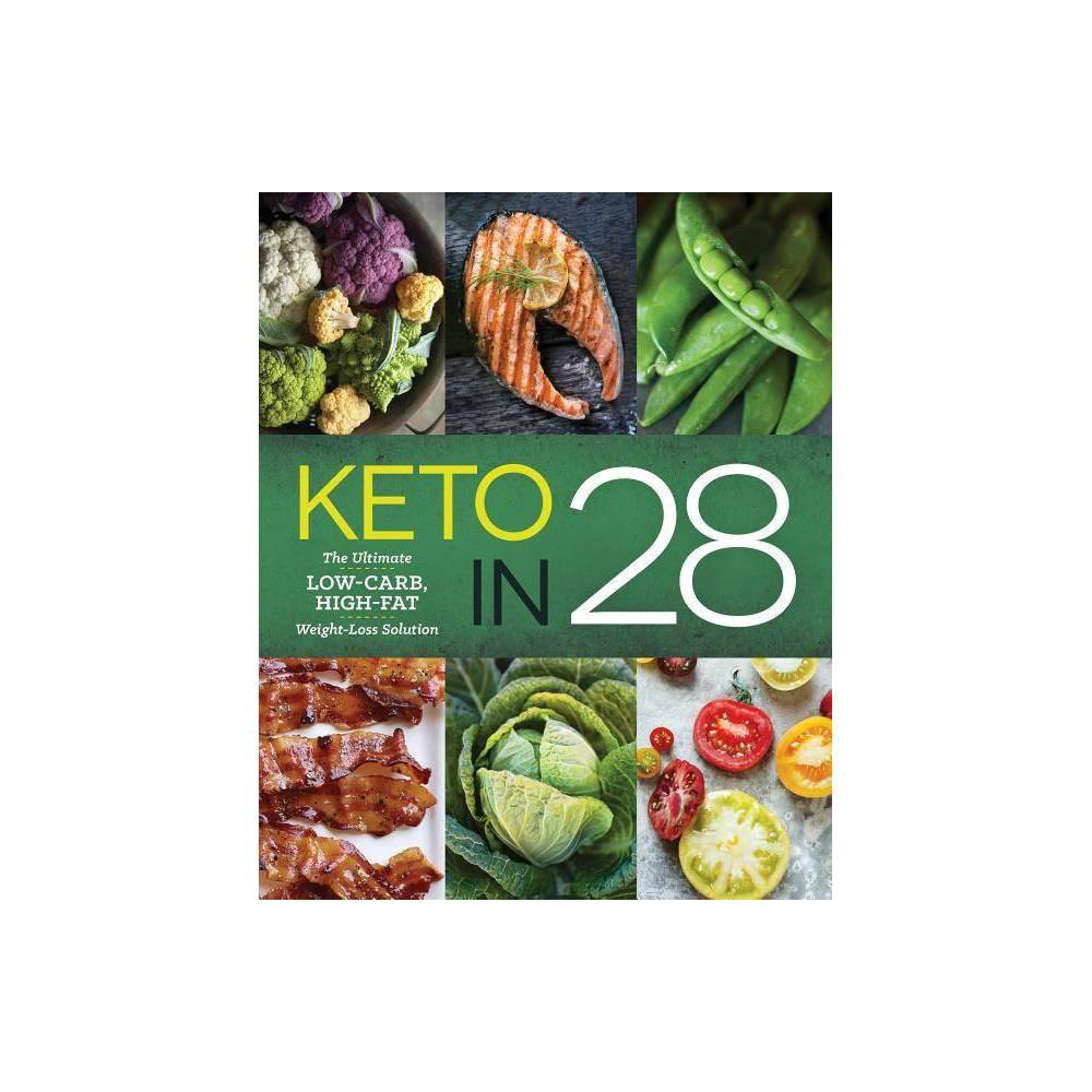 Keto in 28 - by Michelle Hogan (Paperback)