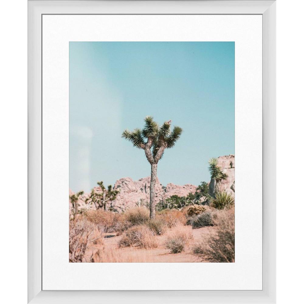 18 34 X 22 34 Illuminate Framed Wall Art White Ptm Images
