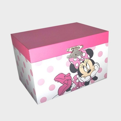 Minnie Mouse Musical Jewelry Box