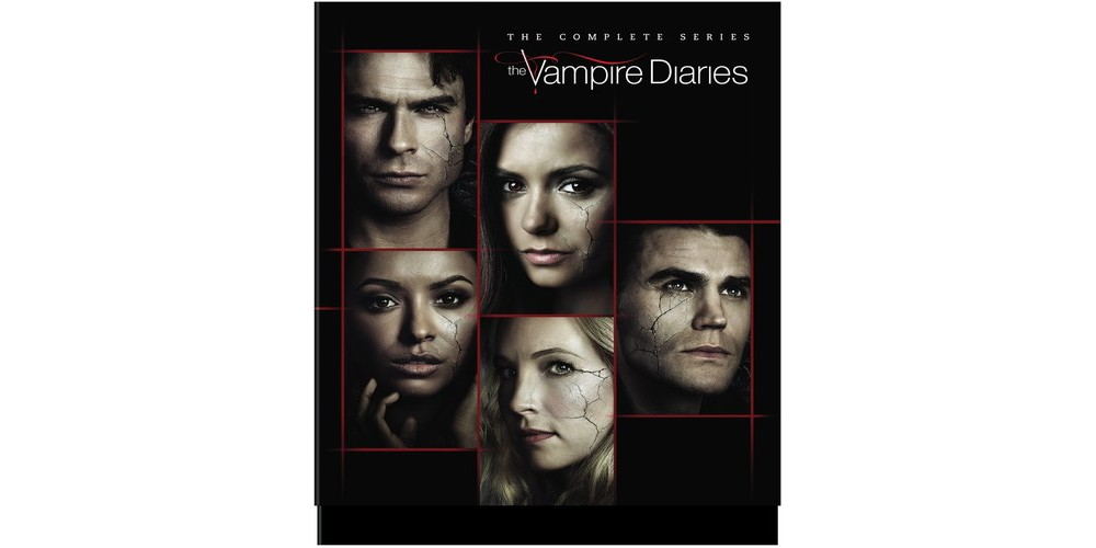 Warner Brothers Vampire Diaries:Complete Collection (Dvd)