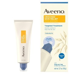 Aveeno Cracked Skin Relief CICA Ointment for Dry Skin - 1.7oz