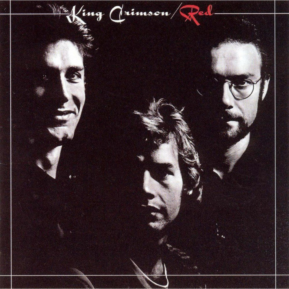 King Crimson - Red (CD), Pop Music