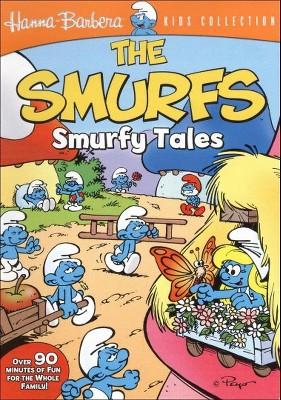 The Smurfs: Smurfy Tales (DVD)