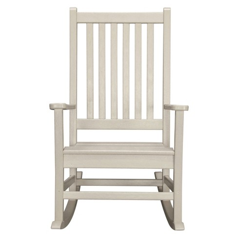 Phenomenal Polywood St Croix Rocking Chair Sand Ocoug Best Dining Table And Chair Ideas Images Ocougorg