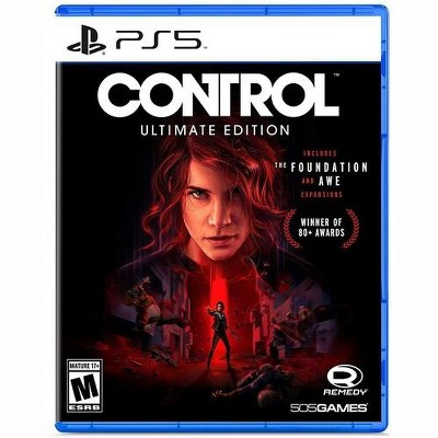 Control Ultimate Edition for PlayStation 5
