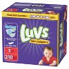 Luvs Disposable Diapers Giant Pack - (Select Size) - image 4 of 4