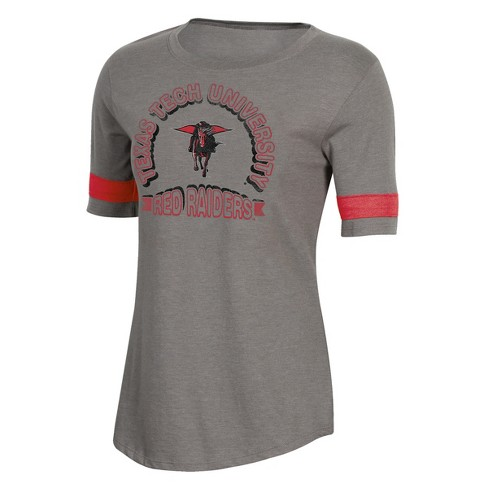 NCAA Women's Short Sleeve Scoop Neck T-Shirt Texas Tech Red Raiders - image 1 of 2